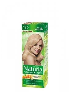 Joanna Naturia Color Farba do włosów nr 212-szlachetna perła  150g