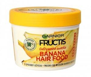 Fructis Hair Food Maska do włosów odżywcza Banana  390ml