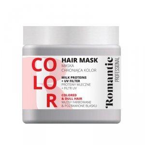 Romantic Professional Maska do włosów Color  500ml