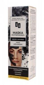AA Carbon & Clay Maska oczyszczająca z węglem japońskim - cera mieszana i normalna  30ml