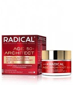 Farmona Radical Age Architect 50+ Nawilżający Krem przeciwzmarszczkowy na dzień  50ml