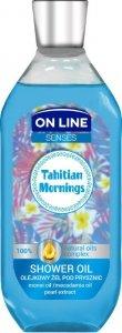 On Line Senses Olejkowy Żel pod prysznic Tahitian Morning  500ml