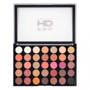 Makeup Revolution Palette Pro HD Amplified 35 Zestaw cieni do powiek Innovation  1szt
