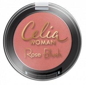 Celia Woman Róż do policzków Rose Blush nr 05  2.5g