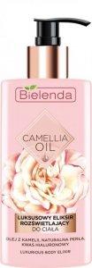Bielenda Camellia Oil Luksusowy Eliksir rozświetlający do ciała  150ml