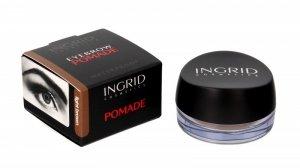 Ingrid Eyebrow Pomade Pomada do stylizacji brwi nr 201 Light Brown  5g