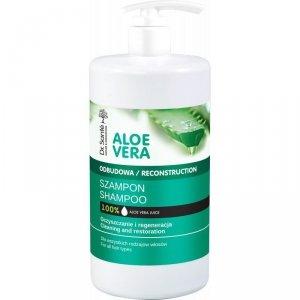 Dr.Sante Aloe Vera Szampon do włosów oczyszczająco regenerujący  1000ml