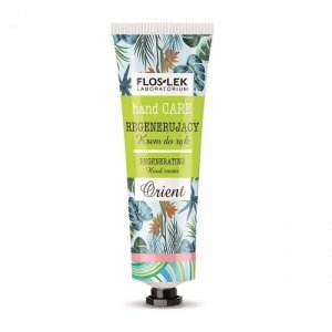 Floslek Hand Care Krem do rąk regenerujący Orient  50ml