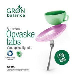 Gron Balance Tabletki do zmywarek 100szt