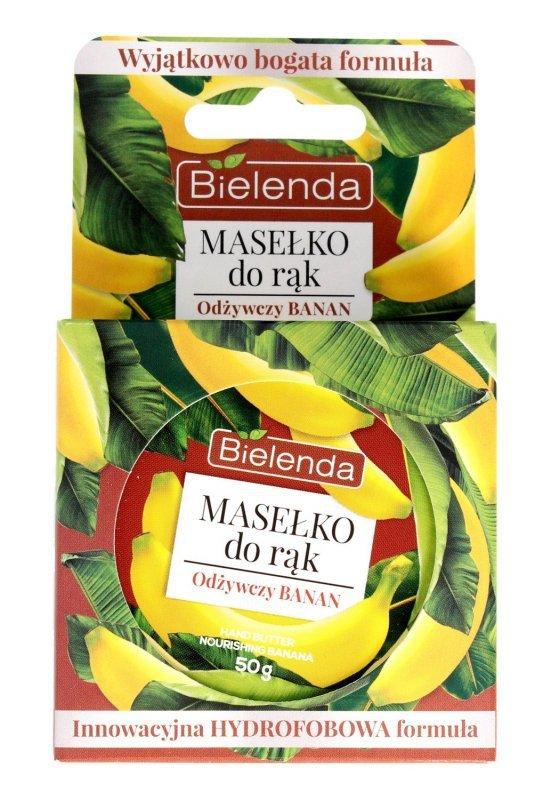 Bielenda Masełko do rąk Odżywczy Banan  50g