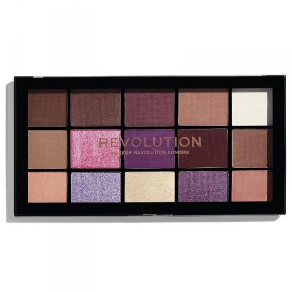 Makeup Revolution Paleta cieni do powiek Reloaded Visionary 1szt