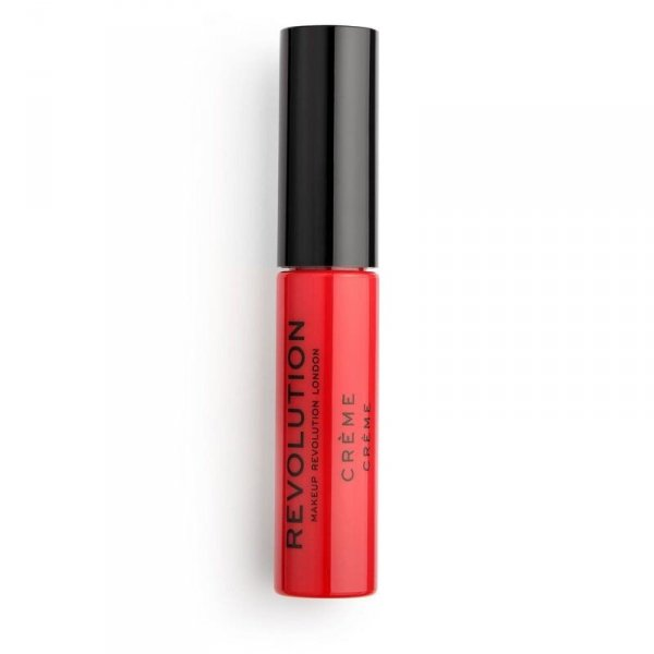 Makeup Revolution Cherry 132 Pomadka do ust w płynie Creme  1szt