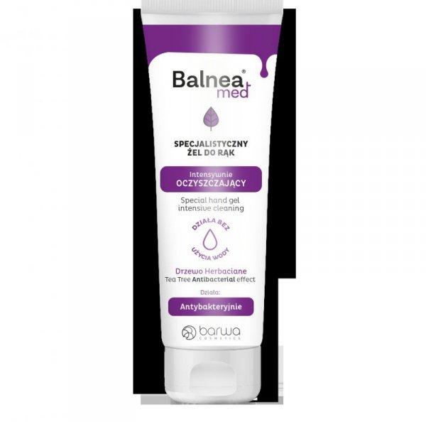 BARWA Balnea Med Specjalistyczny Żel do rąk intensywnie oczyszczający 60ml