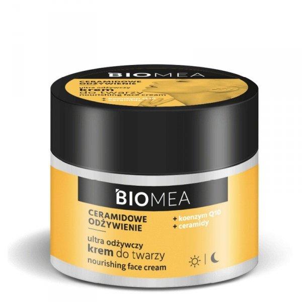 Farmona Biomea Ultra Odżywczy Krem do twarzy na dzień i noc - Ceramidowe Odżywienie 50ml