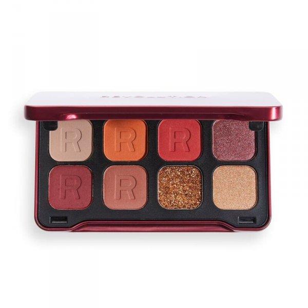 Makeup Revolution Forever Flawless Dynamic Paletka cieni do powiek Dynasty (8) - mini 1szt