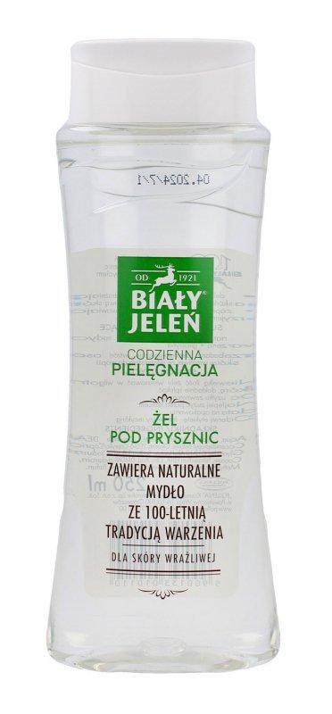 Biały Jeleń Żel pod prysznic hipoalergiczny Naturalny