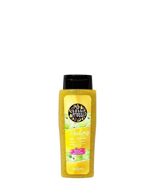 Farmona Tutti Frutti Peeling do ciała Banan&Agrest 100ml