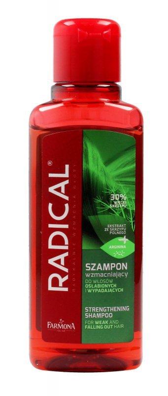 Farmona Radical Szampon wzmacniający do włosów osłabionych i wypadających  100ml