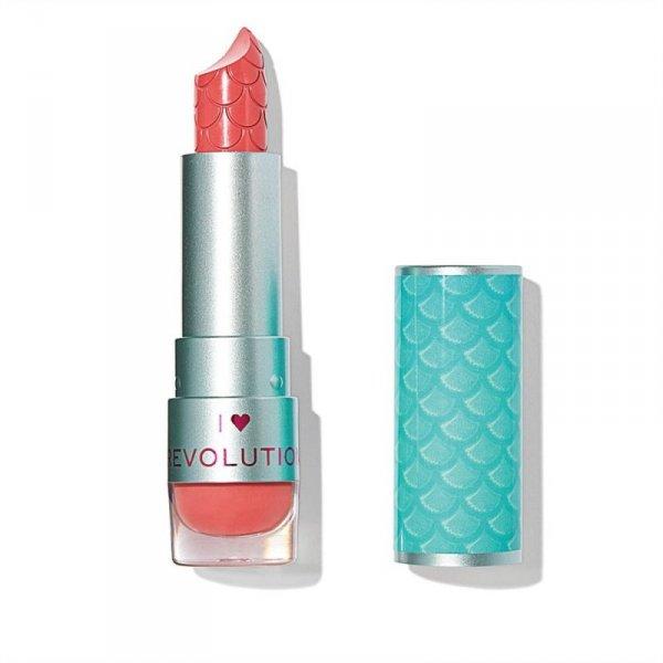 I Heart Revolution Mystical Mermaids Lipstick Pomadka do ust Deep Under  1szt