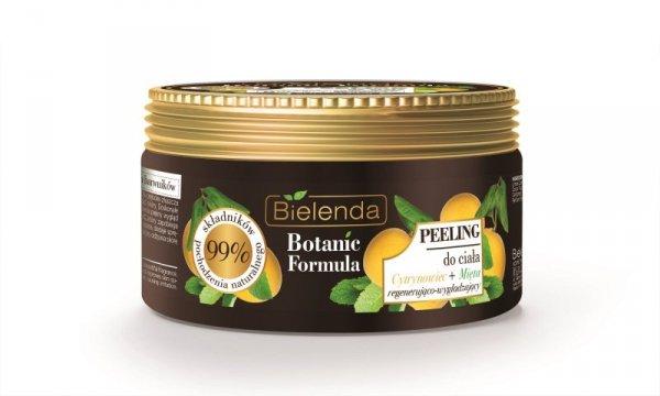 Bielenda Botanic Formula Cytrynowiec+Mięta Peeling do ciała  350g