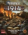 Quartermaster General - 1914 - uszkodzony