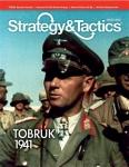 Strategy & Tactics #278 Tobruk