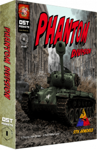 Old School Tactical: Volume 2 Expansion - Phantom Division