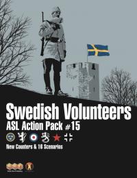 ASL Action Pack 15 Swedish Volunteers