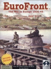 EuroFront: The War in Europe, 1936-45 – Second Edition