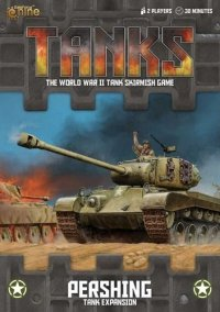 Tanks: Pershing Exp.