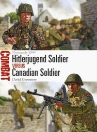 COMBAT 34 Hitlerjugend Soldier vs Canadian Soldier