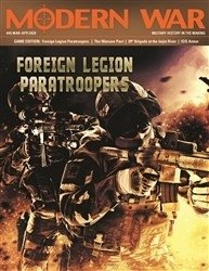 Modern War #46 Foreign Legion Paratrooper