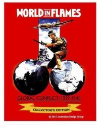 World in Flames Collectors Edition Deluxe game