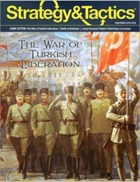 Strategy & Tactics #309 War of Turkish Liberation