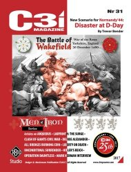C3i Magazine Issue #31 - The Battle of Wakefield