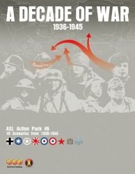 ASL Action Pack 6 - Decade of War