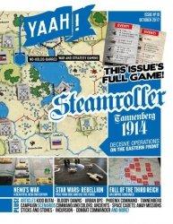 Yaah! #10 Steamroller
