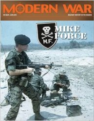 Modern War #35 Operation Mike Force