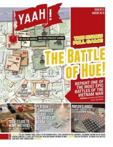 (UŻYWANA) Yaah! #13 The Battle of Hue!