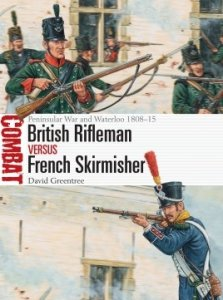 COMBAT 46 British Rifleman vs French Skirmisher