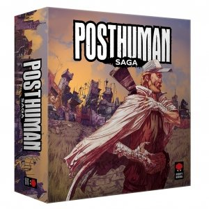 Posthuman Saga: Core Game