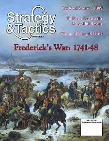 Strategy & Tactics #262 Frederick's War: War of the Austrian Secession, 1741-48