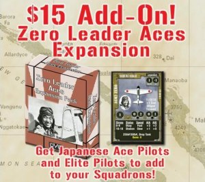 Zero Leader Aces Expansion