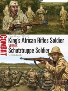 COMBAT 20 King's African Rifles Soldier vs Schutztruppe Soldier