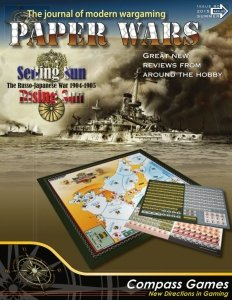 Paper Wars #80 Setting Sun Rising Sun