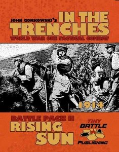 In the Trenches: Rising Sun Battle Pack II