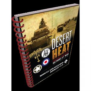 Nations at War: Desert Heat - Module Rules & Scenario Book