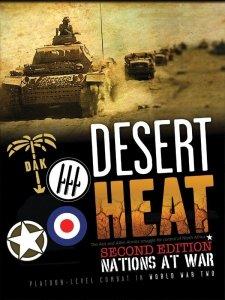 Nations at War: Desert Heat 2nd Ed.