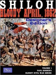 SHILOH: Bloody April, 1862 Designer's Edition Volume 1