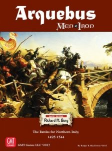 Arquebus: Men of Iron Volume IV